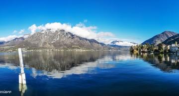 Porlezza e il lago di Lugano