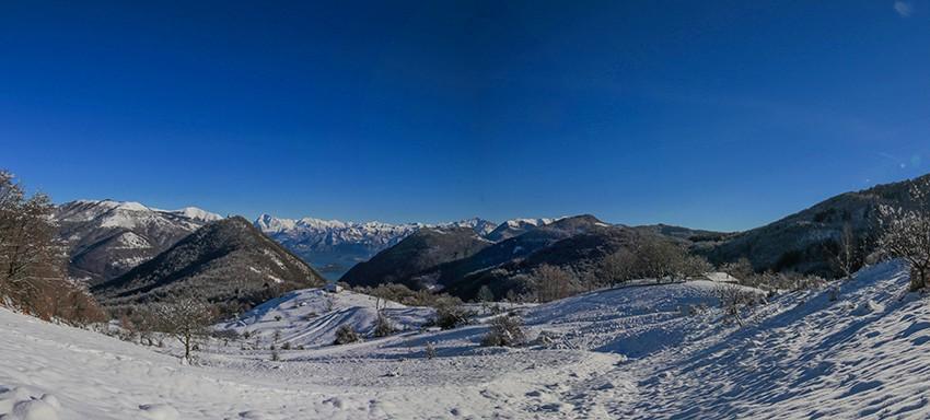 La stagione sciistica in Valle d'Intelvi