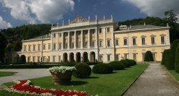 Villa Olmo, tempio Voltiano e funicolare Como-Brunate