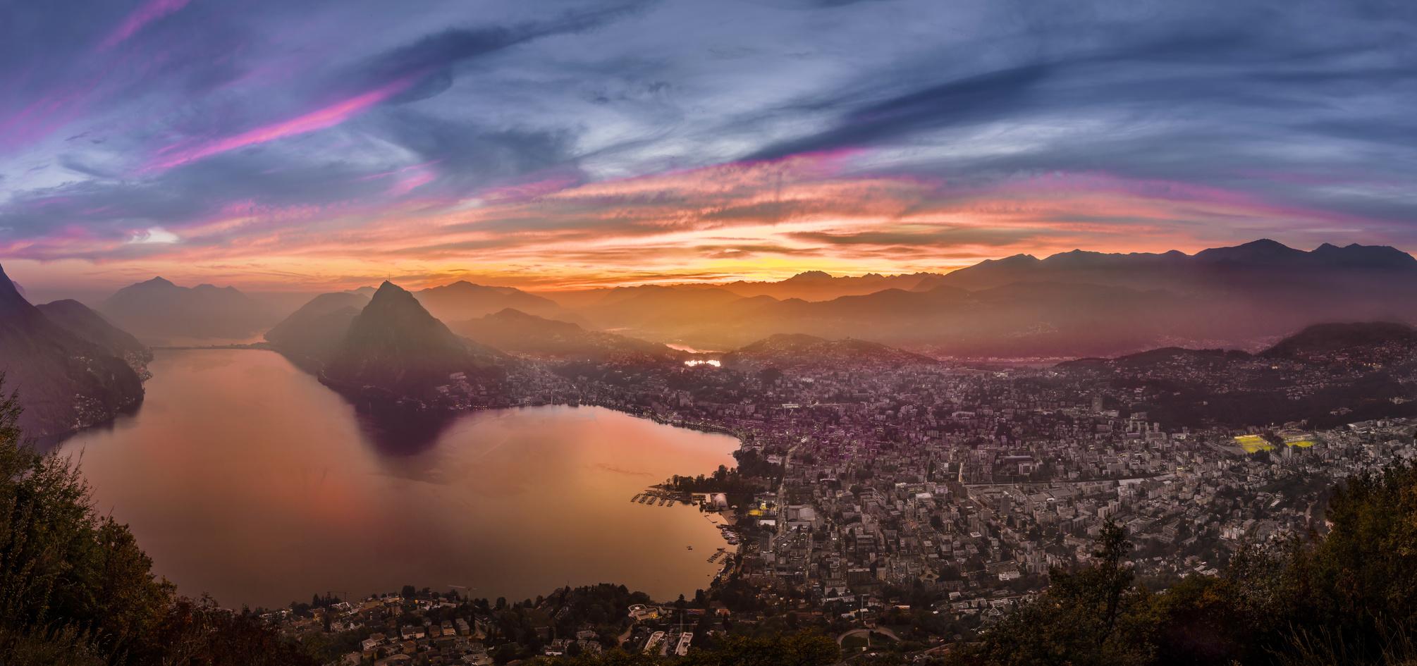 Lugano cosa vedere